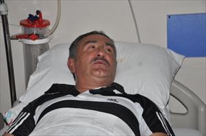 AK Partili belediye başkanı kazada yaralandı