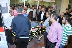 Milletvekili Fakıbaba trafik kazası geçirdi
