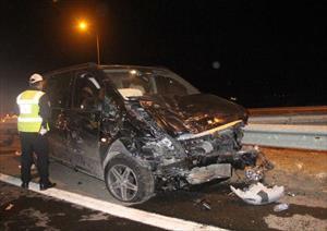 AK Parti Milletvekili Fakıbaba kazada yaralandı