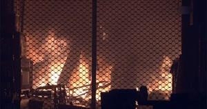 Bursa Kapalıçarşı'da büyük yangın!