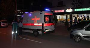 Ambulans soymadıkları kalmıştı o da oldu!