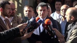 Demirtaş Ankara'daki patlama ile ilgili konuştu