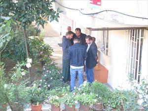 Moldovalı adam evinin önünde ölü bulundu