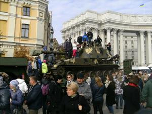 Ukrayna, Anavatan Savunucuları Bayramını kutluyor