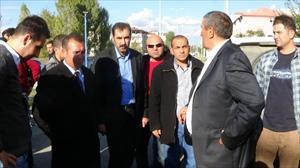 AK Parti milletvekili adayına saldırı