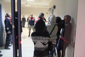 Iğdır'da fuhuş operasyonu: 11 gözaltı