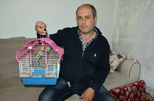 Erdoğan hayranı kuş
