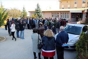 İzzet Baysal'ın yaptırdığı hastanedeki ünitelerin kapatılmasına tepki