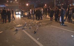 Araçlar hurda yığınına döndü: 4 yaralı