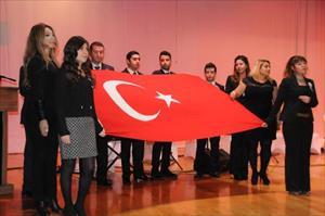 Gaziantep'te 24 Kasım Öğretmenler Günü kutlandı