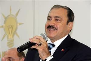 Bakan Eroğlu: Türkiye yağışlı havanın etkisine giriyor
