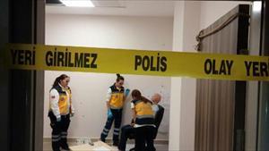 112 personeline 'olay yeri' eğitimi