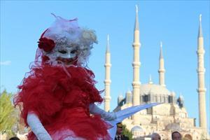 Edirne'nin düşman işgalinden kurtuluşuna coşkulu kutlama