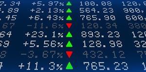 Borsada kayıp yüzde 2'yi aştı