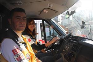 Ambulanslar kameralandı; yol vermeyene de takip edene de ceza kesilecek