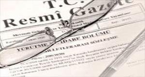 Başbakan yardımcılarının görev dağılımları Resmi Gazete'de