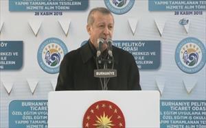 Erdoğan'dan Rusya'ya hikâyeli gönderme