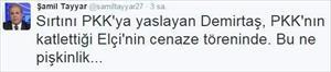 Tayyar'dan Demirtaş'a: Bu ne pişkinlik
