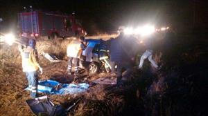 Kahramanmaraş'ta zincirleme kaza: 1 ölü, 5 yaralı