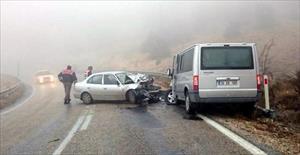 Burak öğretmen kazada öldü