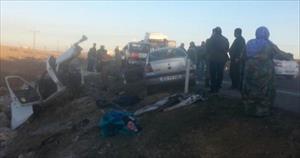 Gaziantep'te katliam gibi kaza: 5 ölü