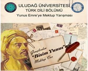 """Gençlerden 'Bizim Yunus'a Mektup Var"""