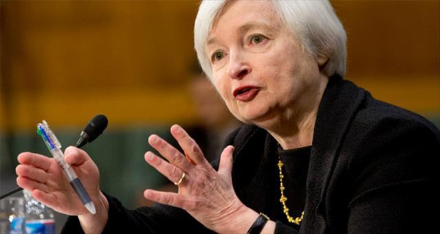 FED Başkanı Yellen'den kritik faiz açıklaması