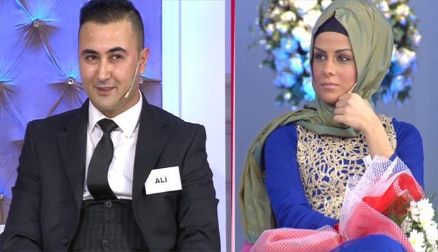 Evlilik programında Beşiktaş taraftarını mest eden cevap