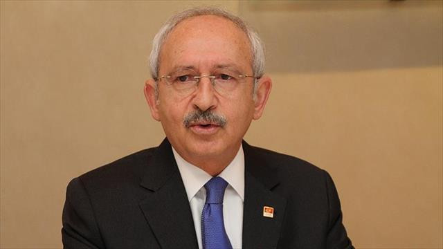 Kılıçdaroğlu Yeni Şafak ve Yeni Akit saldırını kınadı