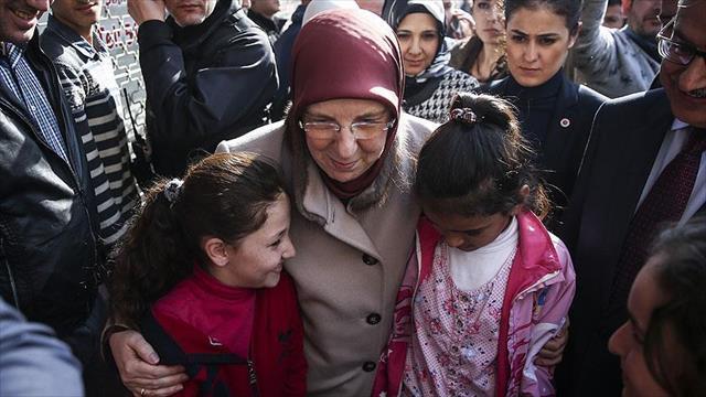 'Silopi'de 4 bin 500 aile ziyaret edildi'