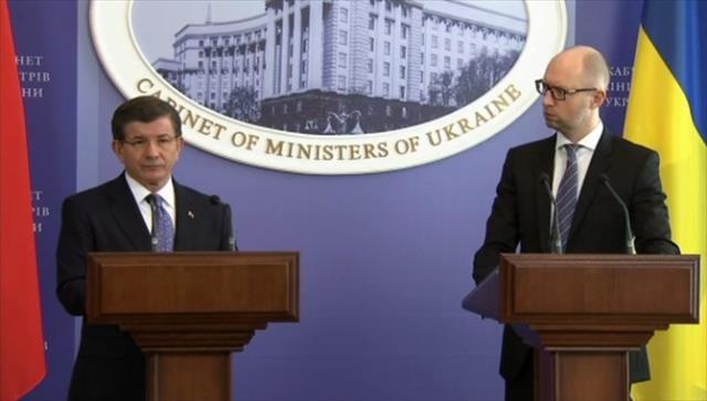 Türkiye'den Ukrayna'ya 'Kırım' desteği