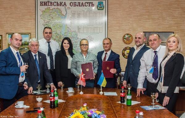 İzmir ile Kiev arasında işbirliği olanakları incelendi