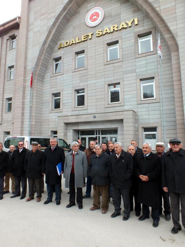 CHP Yozgat il teşkilatından suç duyurusu