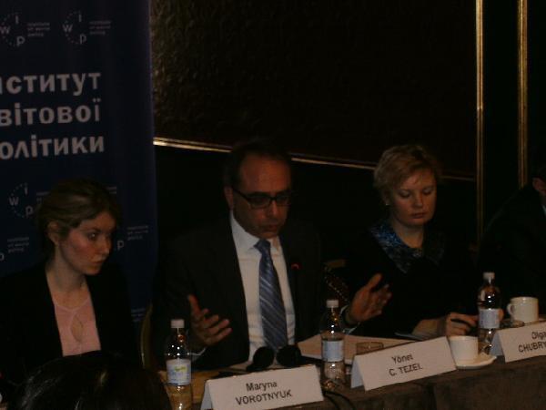Büyükelçi Tezel: Türk-Ukrayna ilişkileri Rusya krizinden bağımsızdır