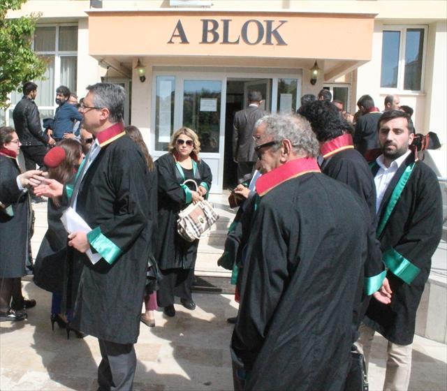 Karaman'daki davada vekillerin 'gözlemcilik' talebi reddedildi