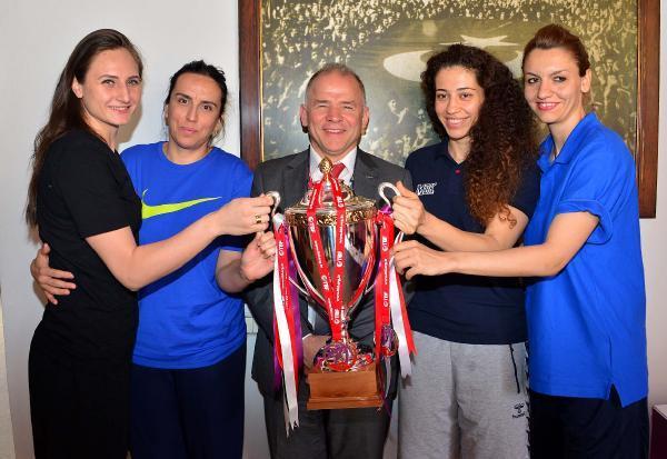Kadınlan Basketbol play off heyecanı Adana yaşanacak