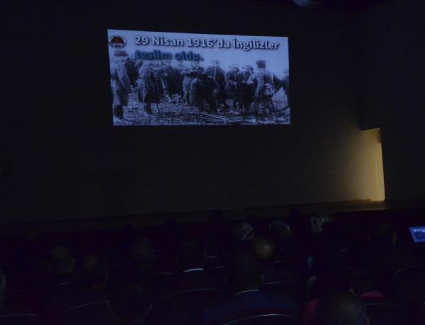 Siverek'te Kut-ül Ammare Kuşatması'nın yıl dönümü kutlandı
