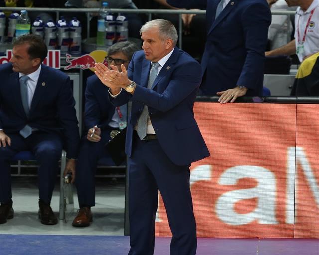 Obradovic: Üst üste iki maçımızı seyircisiz oynadık
