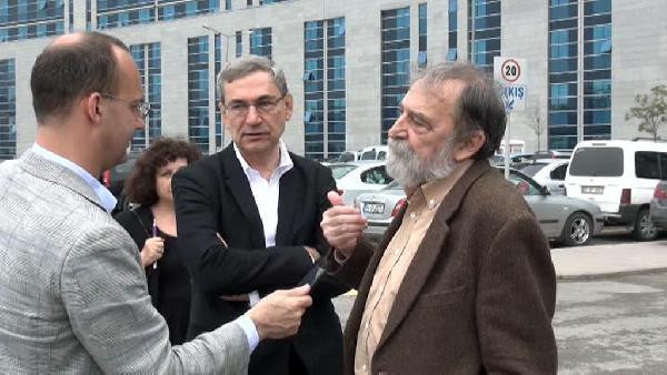 Yazar Murat Belge'nin Cumhurbaşkanına hakaret davası