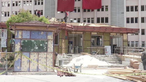 Gaziantep saldırısında gözaltına alınan 51 kişi adliyede