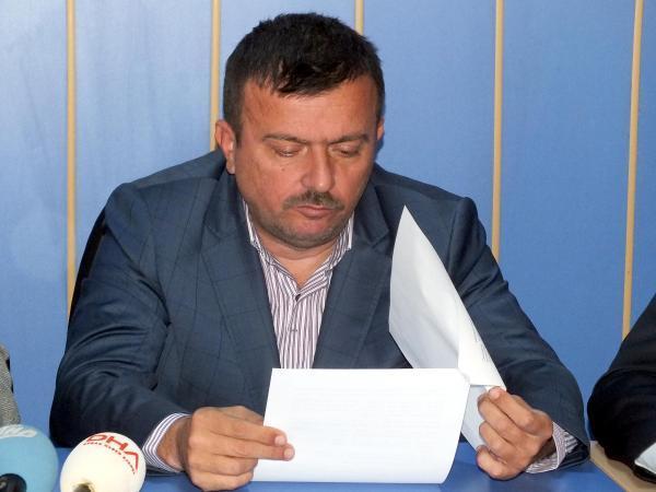 Yozgat'ta, Başbakanlık yolunda Bozdağ'a destek