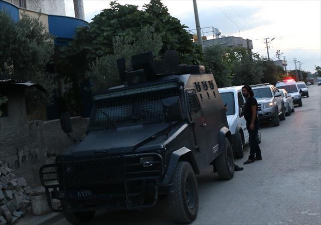 Terör örgütü operasyonunda 11 gözaltı