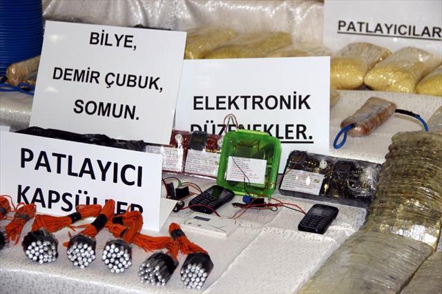 Canlı bombanın hedefi AK Parti Olağanüstü Kongresi'ymiş