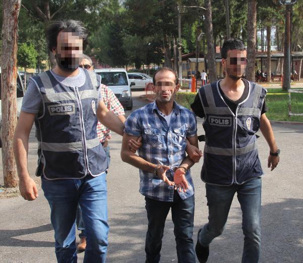Adana'da polisin şehit edilmesinde 3 zanlı adliyede