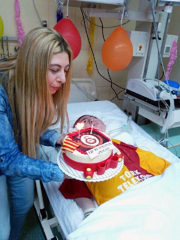 '1 yaşına kadar ölür' dediler 13'üncü yaş gününü kutladılar