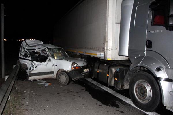 3 kişinin ölümüne neden olan TIR sürücüsüne tahliye