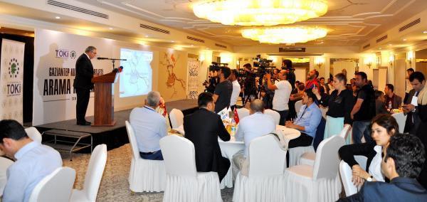 Gaziantep'te 'Kuzey Şehir Projesi' konferansı