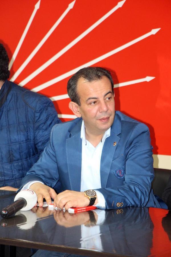 CHP'li Özcan: MİT işi gücü bırakıp hakkımızda savcılara talimat veriyor