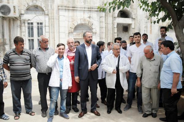 Şanlıurfa Çocuk Hastalıkları Hastanesi'nin taşınmasına tepki