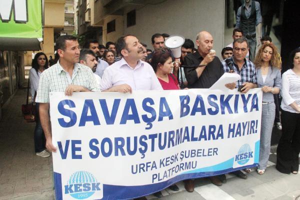 Şanlıurfa'da 600 öğretmen ile 50 sağlık çalışanına soruşturma